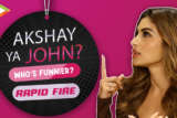 "Hrithik Roshan Soup- Spice, Alia Bhatt Soup- Fire Cracker & Authenticity"" Mouni Roy Rapid Fire"