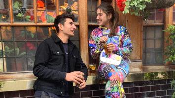 Ibrahim Ali Khan shares the details of his relationship with Sara Ali Khan!