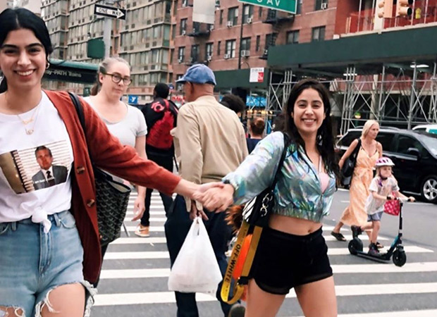 Janhvi Kapoor misses Khushi Kapoor and posts a super cute picture