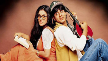 Kajol recreates THIS iconic scene as Dilwale Dulhania Le Jayenge turns 24!