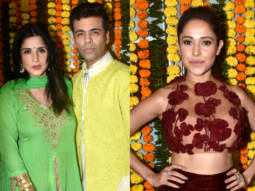 Karan Johar, Rajkummar Rao, Nushrat Bharucha & others at Ekta Kapoor's Diwali Party Part 2
