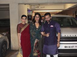 Kareena Kapoor Khan's Diwali Celebration with many celebs Saif Ali Khan