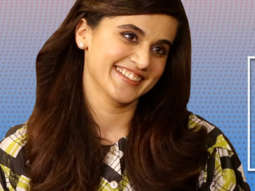LOL When A Fan Approached Taapsee In TOILET Why She JUMPED Off A Balcony Rapid Fire