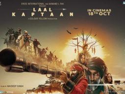 First Look Of The Movie Laal Kaptaan