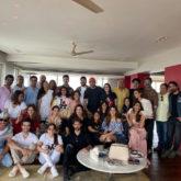 MET GALA OF LOKHANDWALA! Farah Khan hosts a lunch date; Karan Johar, Hrithik Roshan, Kriti Sanon among others attend