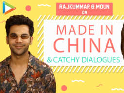 "Mouni Roy on Rajkummar Rao's Journey ""Its extremely INSPIRATIONAL"" Made In China"