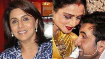 Neetu Kapoor shares a video where Rekha is all praises for Ranbir Kapoor!