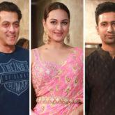 Ramesh Taurani's Diwali bash: Salman Khan, Sonakshi Sinha, Vicky Kaushal and others grace the night