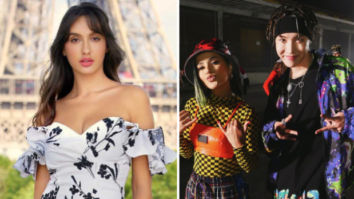Nora Fatehi takes up the Chicken Noodle Soup challenge by JHope and Becky G
