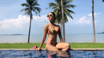 Nushrat Bharucha sets the temperature soaring in these bikini-clad photos from her vacation in Thailand