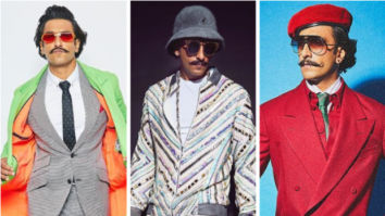 One Day, Three Looks! Taking quirky fashion cues from Ranveer Singh