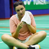Parineeti Chopra shares picture from badminton court as she practises for Saina Nehwal biopic