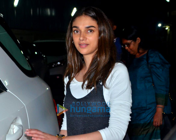Photos Aditi Rao Hydari snapped at PVR, Juhu (3)