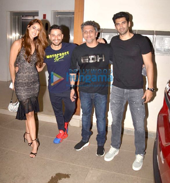 Photos Cast Of Malang Snapped In Juhu Parties Events Bollywood Hungama