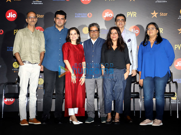 Photos: Celebs snapped at the 21st Jio MAMI Film Festival 2019