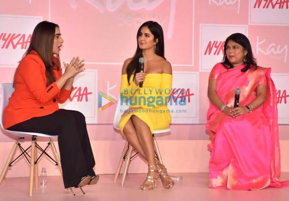 Photos: Katrina Kaif snapped at the Kay Beauty launch