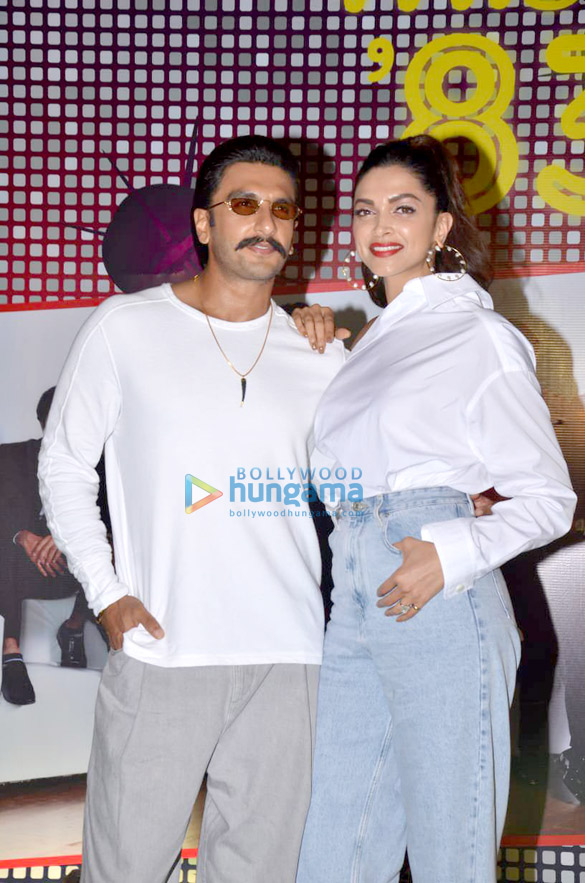 Photos Ranveer Singh, Deepika Padukone and others grace the wrap up party of '832 (7)