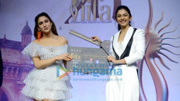 Photos: Sara Ali Khan and Rakul Preet Singh snapped during IIFA 2019 press conference in New Delhi