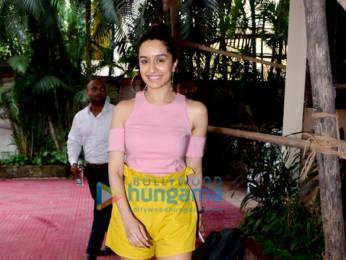 Photos: Shraddha Kapoor snapped in Andheri