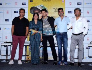 Photos: Sooraj Pancholi and Megha Akash grace the trailer launch of Satellite Shankar