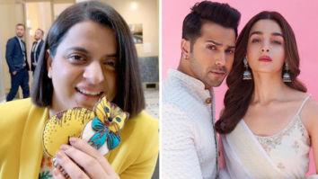 Rangoli Chandel calls Varun Dhawan and Alia Bhatt's banter at Jio Mami Film Festival as kitty party!