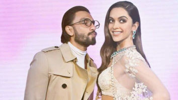 Ranveer Singh's throwback picture with Deepika Padukone from the sets of Ram-Leela is proof that he always had his eyes on the prize!