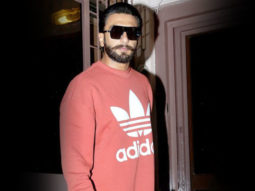 Ranveer Singh jams on Hrithik Roshan - Tiger Shroff's song Jai Jai Shiv Shankar from War