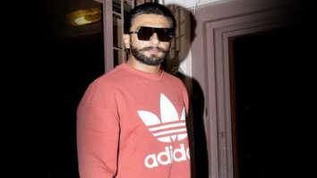 Ranveer Singh jams on Hrithik Roshan - Tiger Shroff's song Jai Jai Shiv Shankar from War