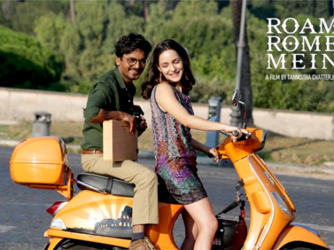 First Look Of The Movie Roam Rome Mein
