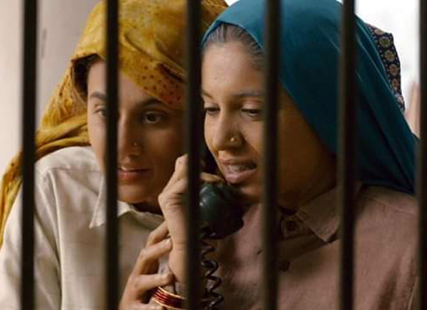 Saand Ki Aankh Box Office Collections: The Taapsee Pannu and Bhumi Pednekar starrer is on a major upswing, collects quite well on Monday
