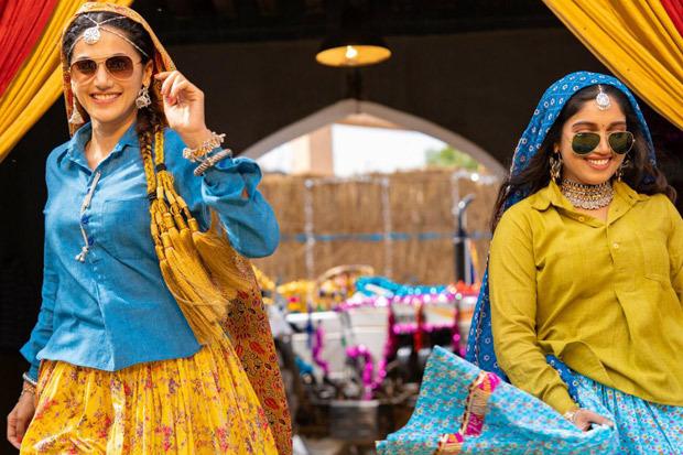Saand Ki Aankh Taapsee Pannu and Bhumi Pednekar's 'Womaniya' is an anthem celebrating womanhood