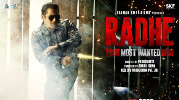 Power stroke by Salman Khan and Prabhu Dheva, announces Radhe with motion poster