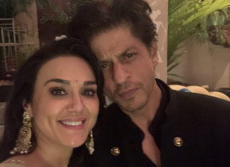 Shah Rukh Khan and Preity Zinta reunite for Diwali giving us MAJOR Veer Zara feels!