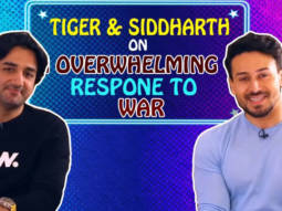 """Tiger Shroff """"I Can't AFFORD To Be In AWE Of Hrithik Roshan…"""" WAR Siddharth Anand"""