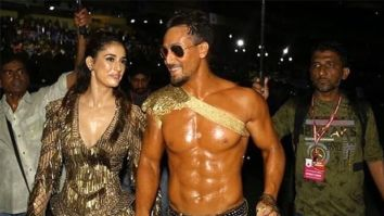 Tiger Shroff and Disha Patani bring the house down with their performance at ISL opening ceremony