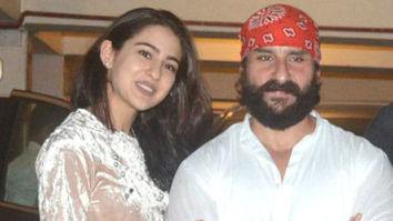 VIDEO: Saif Ali Khan says he likes Sara Ali Khan's sense of humility