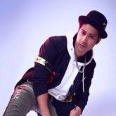 Varun Dhawan completes the dubbing of Reel 1 of Street Dancer 3D!