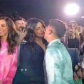 WATCH VIDEO: Nick Jonas kisses Priyanka Chopra during his Happiness Begins Tour