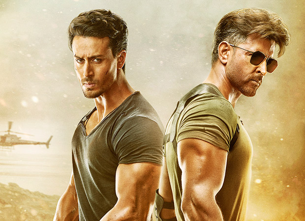 War Box Office Collections Day 1 - Hrithik Roshan and Tiger Shroff's War collects Rs. 53.35 cr on opening day, sets record for biggest opening day ever