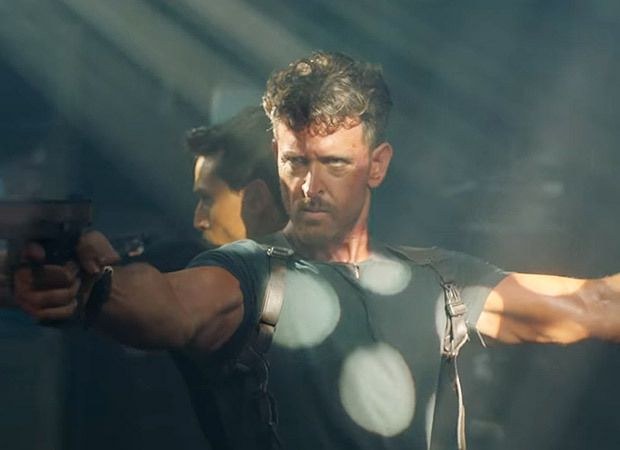 War Box Office The Hrithik Roshan – Tiger Shroff starrer War holds strong on first Monday; likely to collect around Rs. 22 cr.