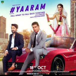 First Look Of #Yaaram