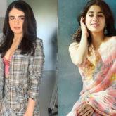 Radhika Madan and Janhvi Kapoor would love to play female version of Joker
