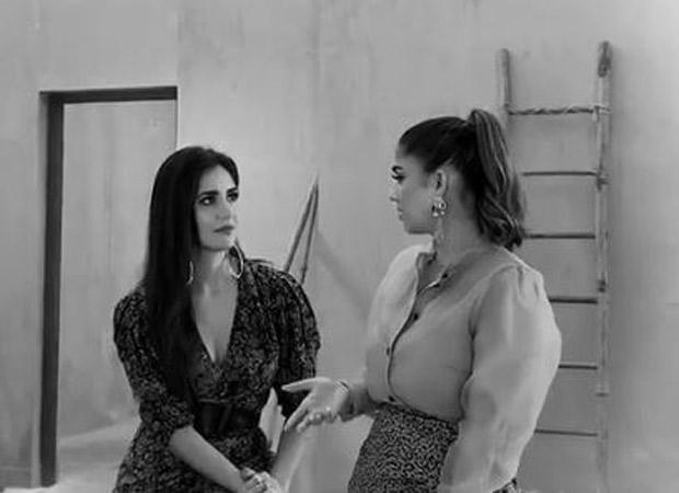 Katrina Kaif collaborates with South star Nayanthara to shoot a video for Kay beauty