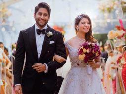 Samantha Ruth Prabhu is 'stuck on' Naga Chaitanya as they celebrate 2 years of marriage