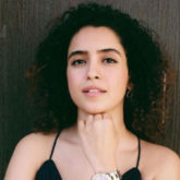 """""""I really like this process as you have no idea where are you going with your character."""" Sanya Malhotra on working with Anurag Basu"""