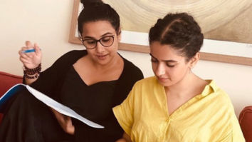 Shakuntala Devi: It's a wrap for Vidya Balan, Sanya Malhotra's UK schedule