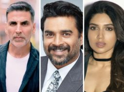 BREAKING: Akshay Kumar to co-produce BHAAGAMATHIE remake, R Madhavan & Bhumi Pednekar to star in it