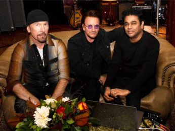 AR Rahman collaborates with U2 for single titled Ahimsa