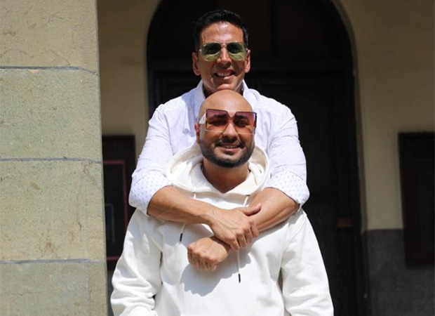 Akshay Kumar teams up with singer B Praak for his first-ever music video featuring Ammy Virk and Nupur Sanon