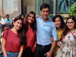 Amit Sadh wraps up shooting of Vidya Balan's Shakuntala Devi, glad to be in company of an all-women team
